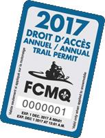 FCMQ - Droit d'accès 2017
